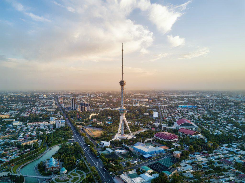 Tashkent-Spread